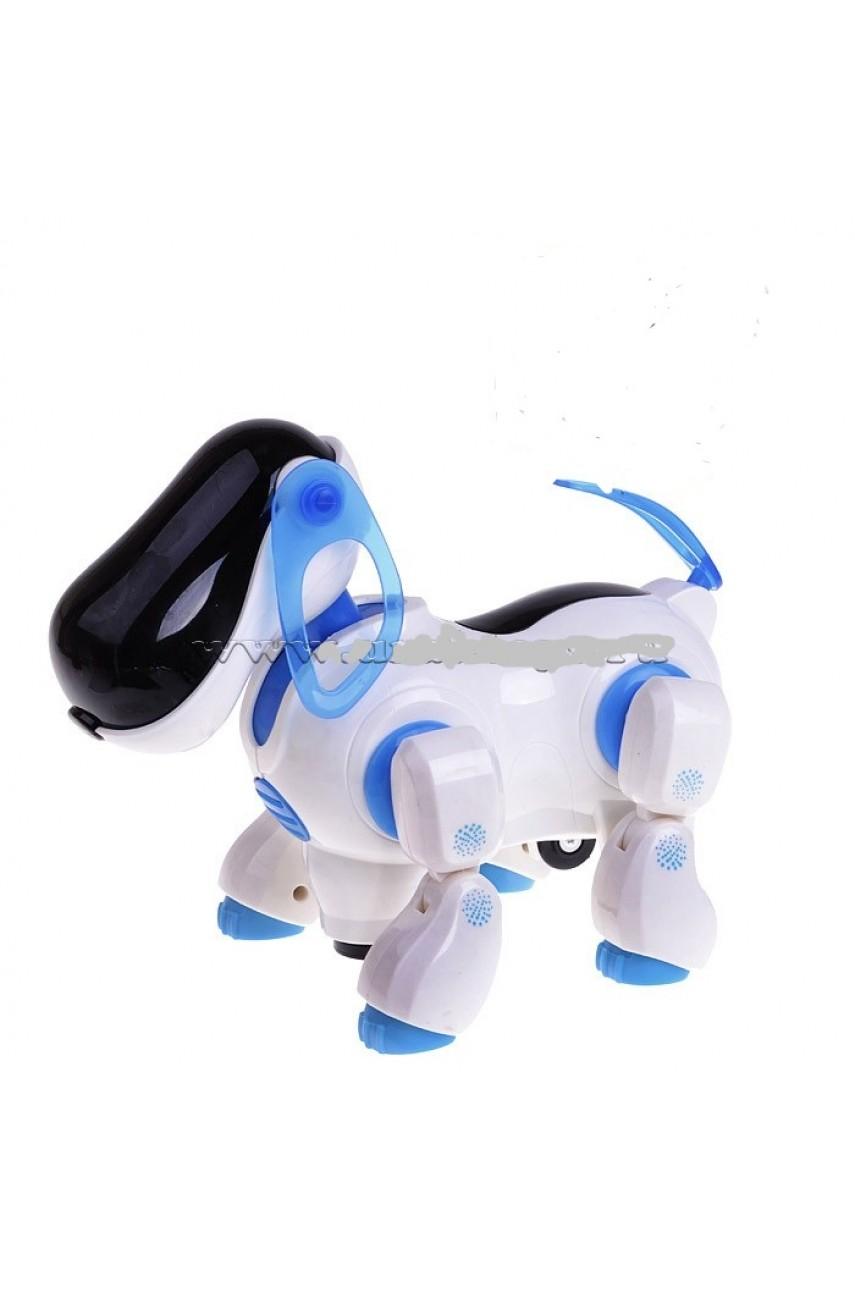 Интерактивная игрушка робот щенок, арт.09-739