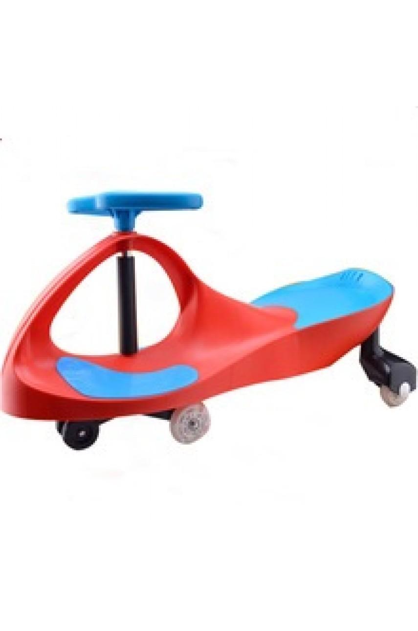 Детская самоходная машинка Бибикар GX-T405 светятся колеса