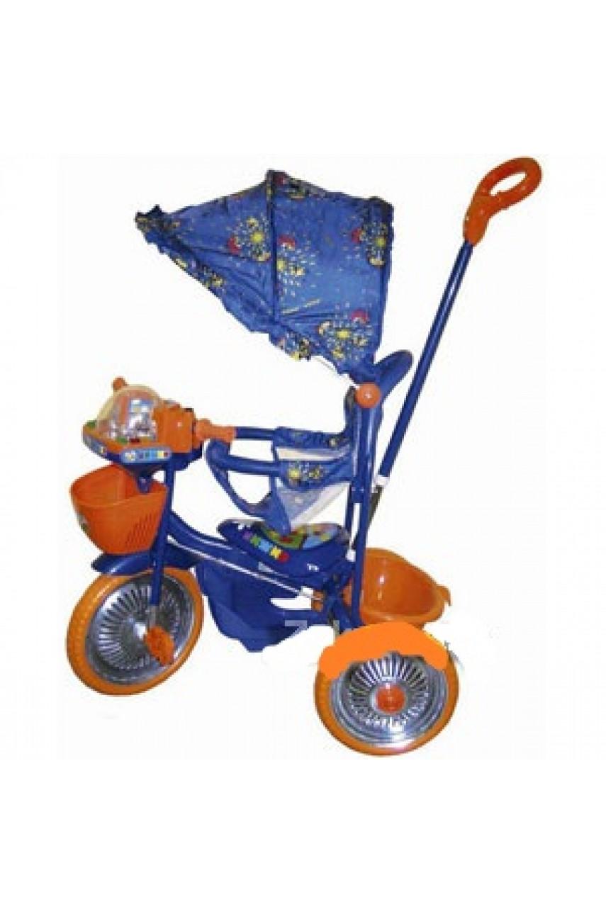 Детский трехколесный велосипед Чижик 02С0