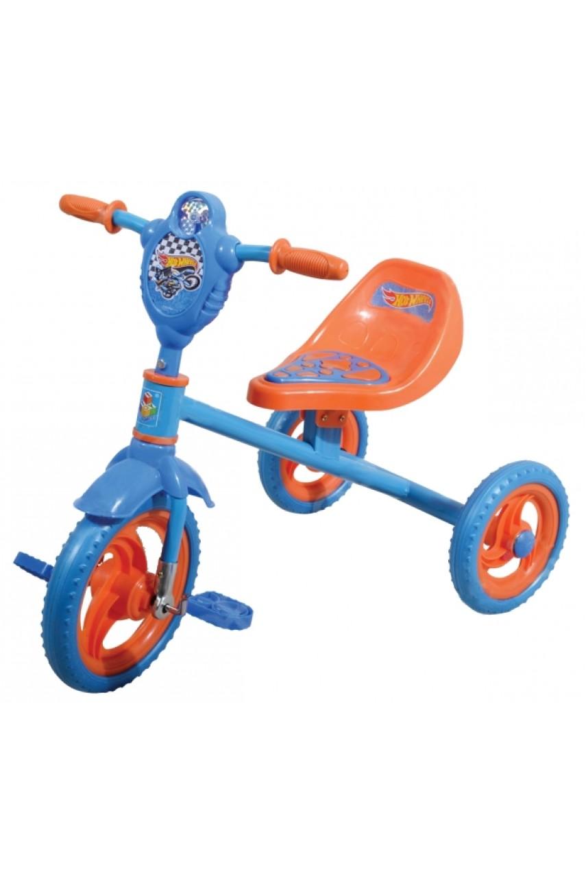 Детский трехколесный велосипед Т57585 HOT WHEEIS колеса ПВХ