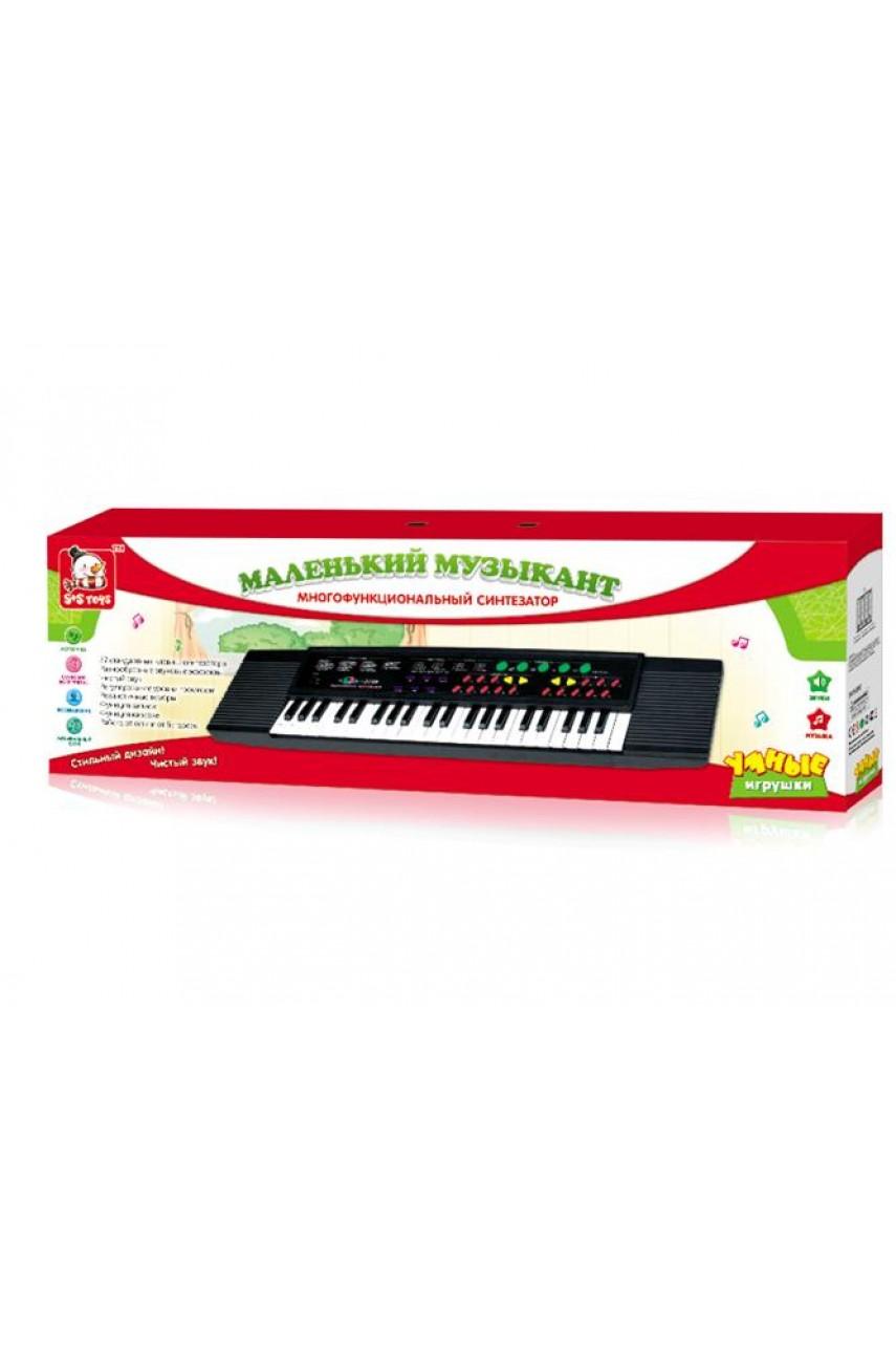 Детский синтезатор Маленький музыкант