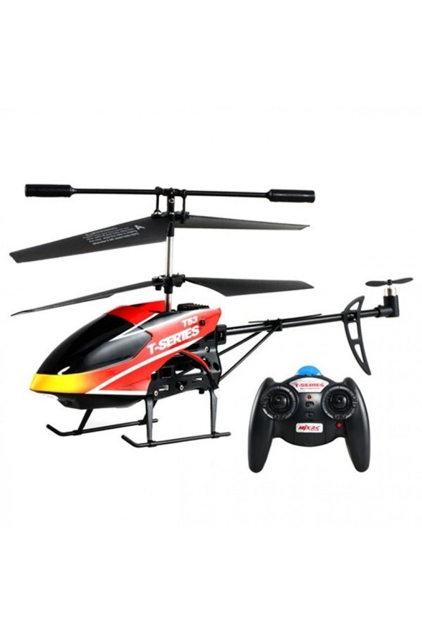 MJX Т653 Маленький 3-х канальный вертолет на ИКУ
