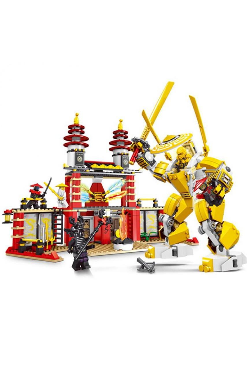 Конструктор NINJA 9795 Храм света