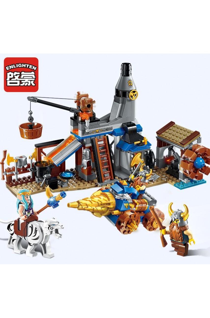 Конструктор Brick 2314 Атака на шахту, 368 деталей