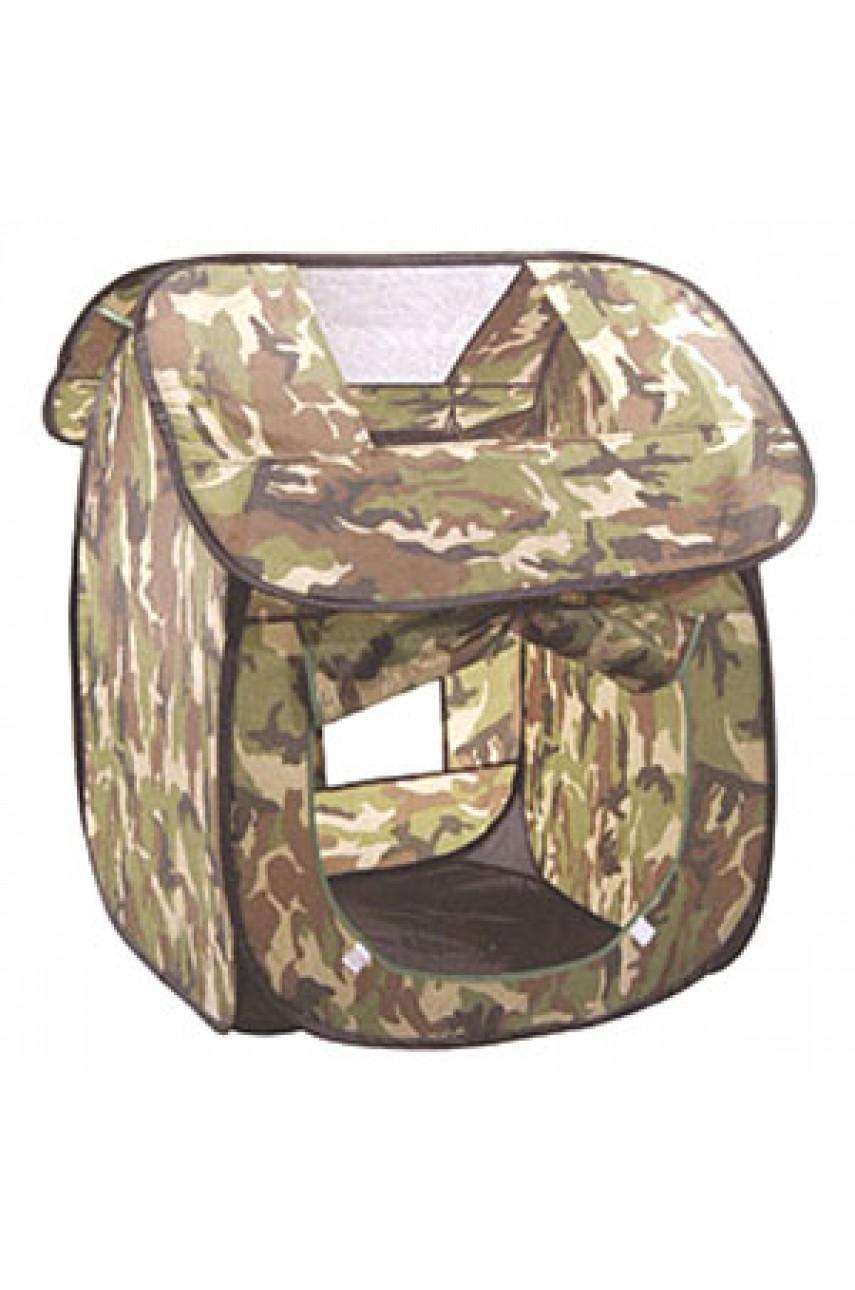 Детская игровая палатка Милитари