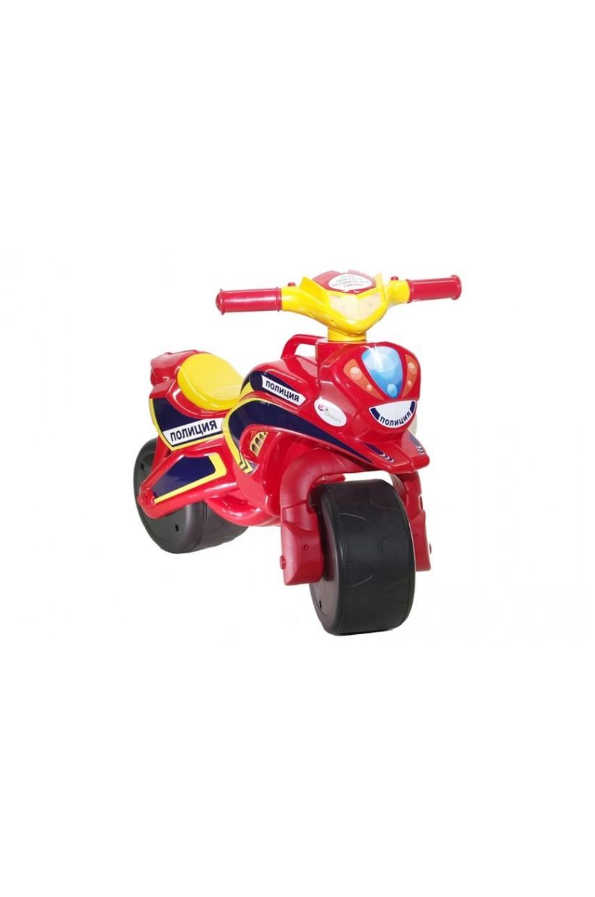 Каталка Мотоцикл Doloni 0139 музыкальный в ассортименте