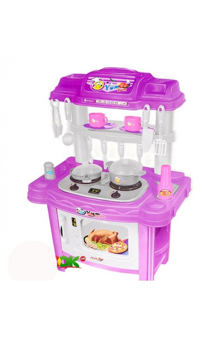Детская игровая кухня Kitchen 383-017