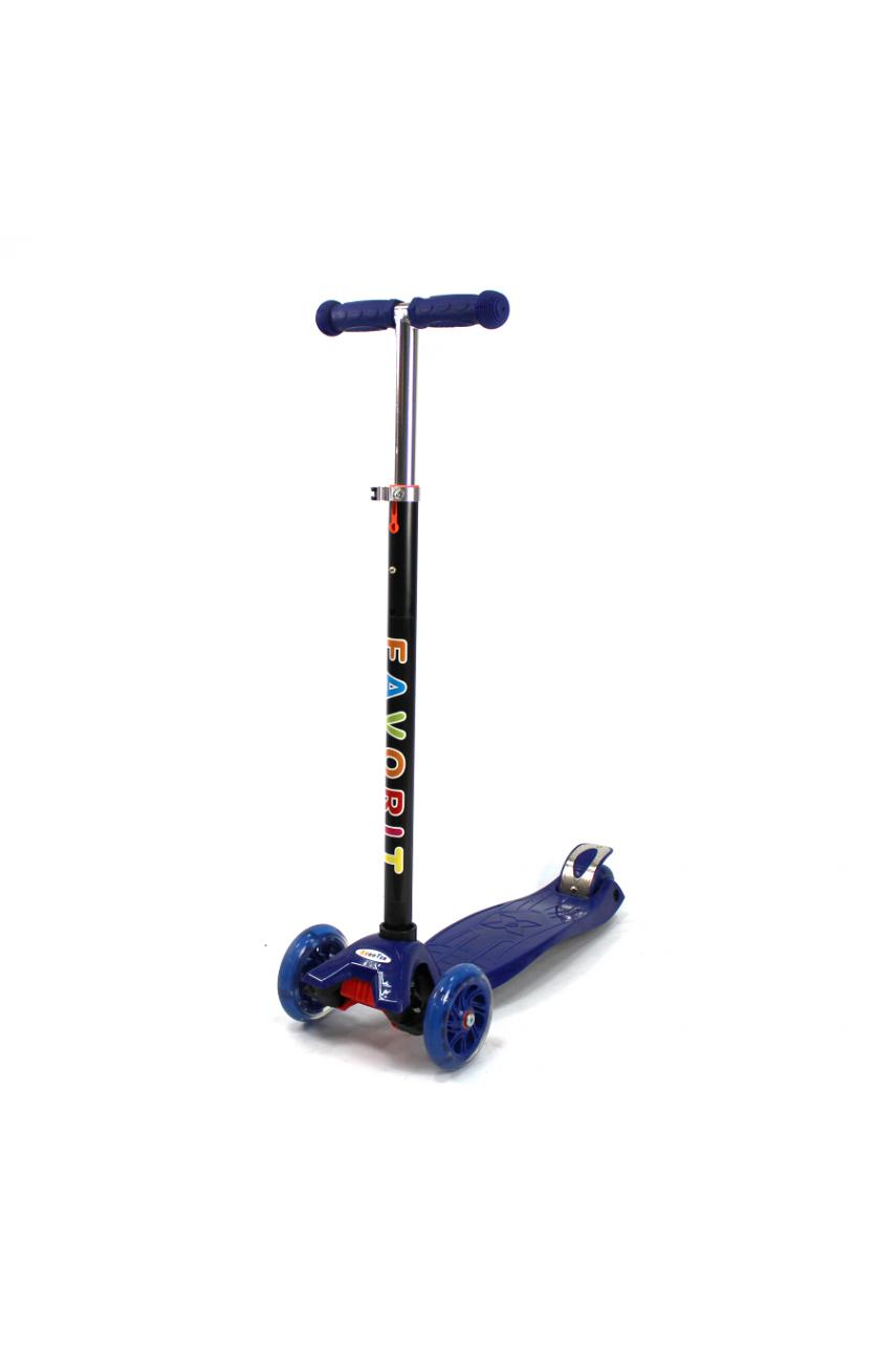 Детский трехколесный самокат FAVORIT maxi 4108