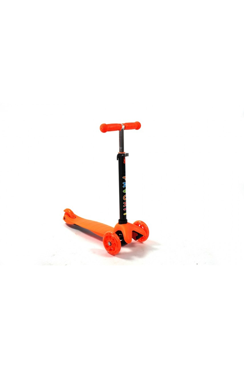 Детский трехколесный самокат FAVORIT mini 4105