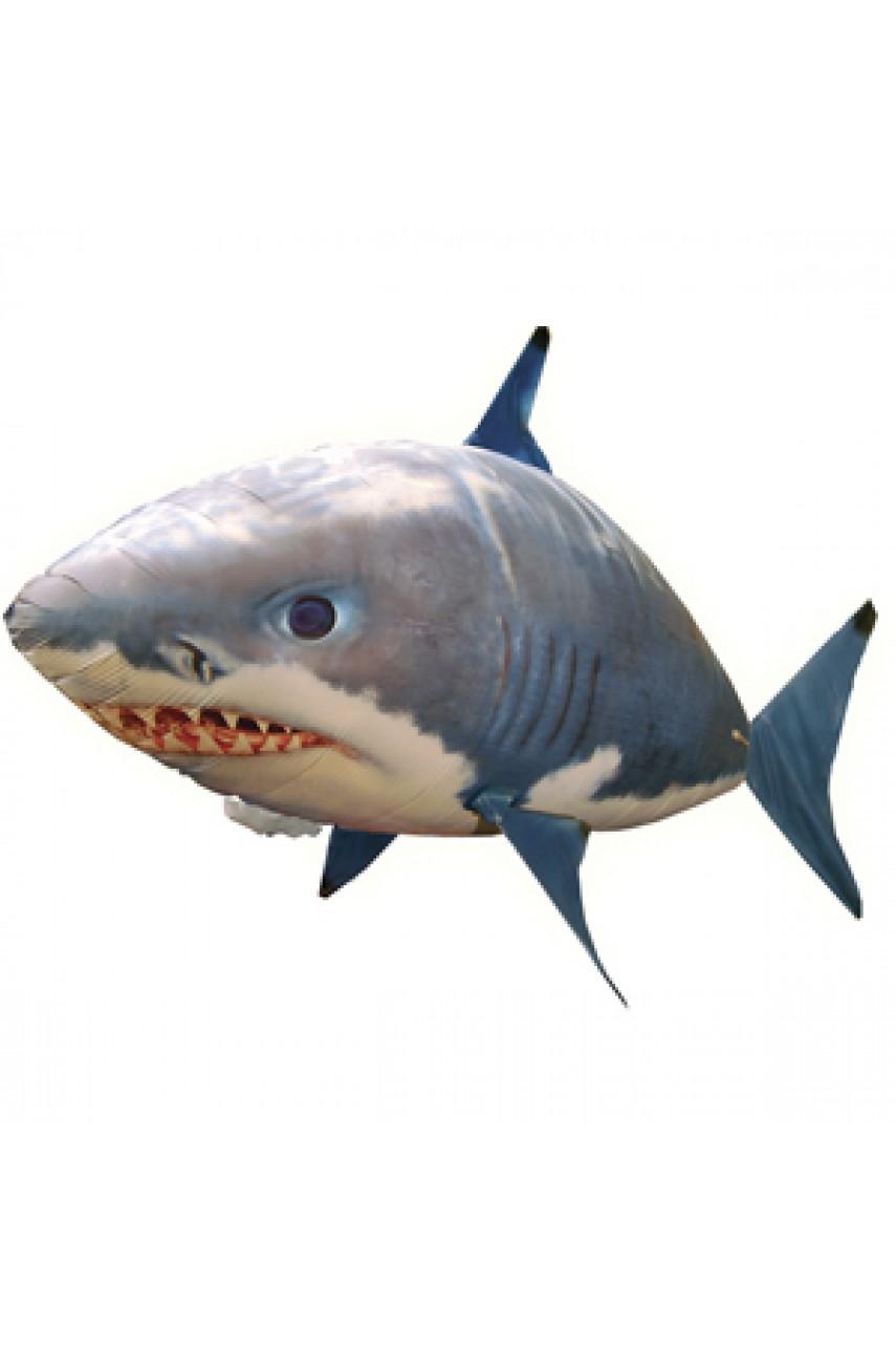 Летающая рыба на радиоуправлении Акула