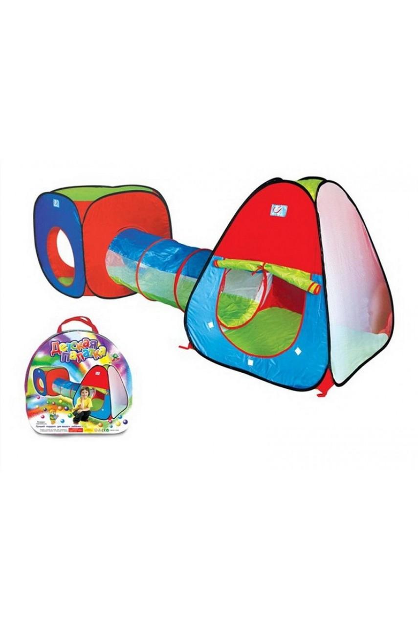 Детская игровая палатка с тоннелем SLW Toys A999-148