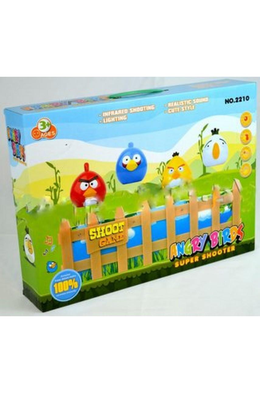 Игрушка Тир Angry birds 2210