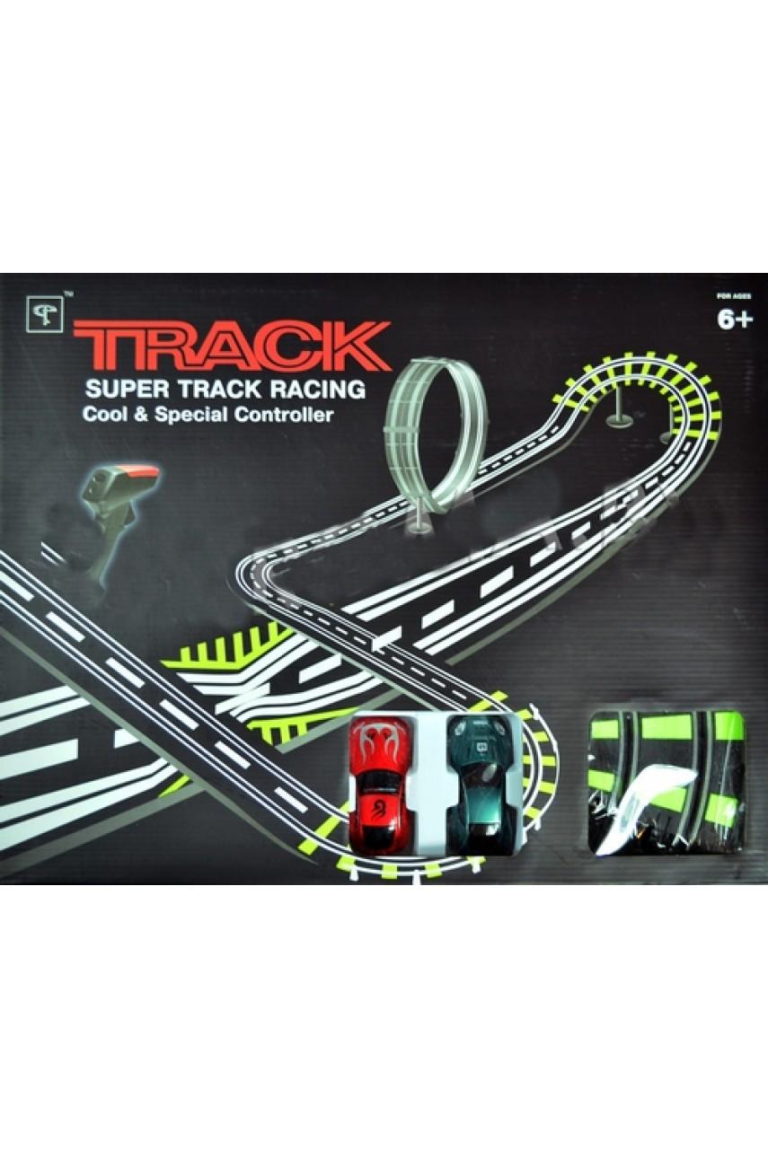 Автотрек Super track racing арт. 919