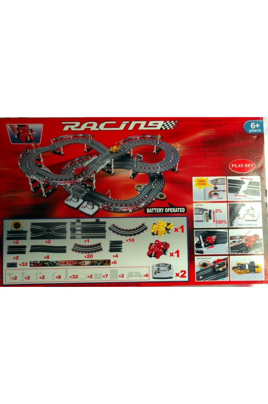 Автотрек Racing для гонок 50702