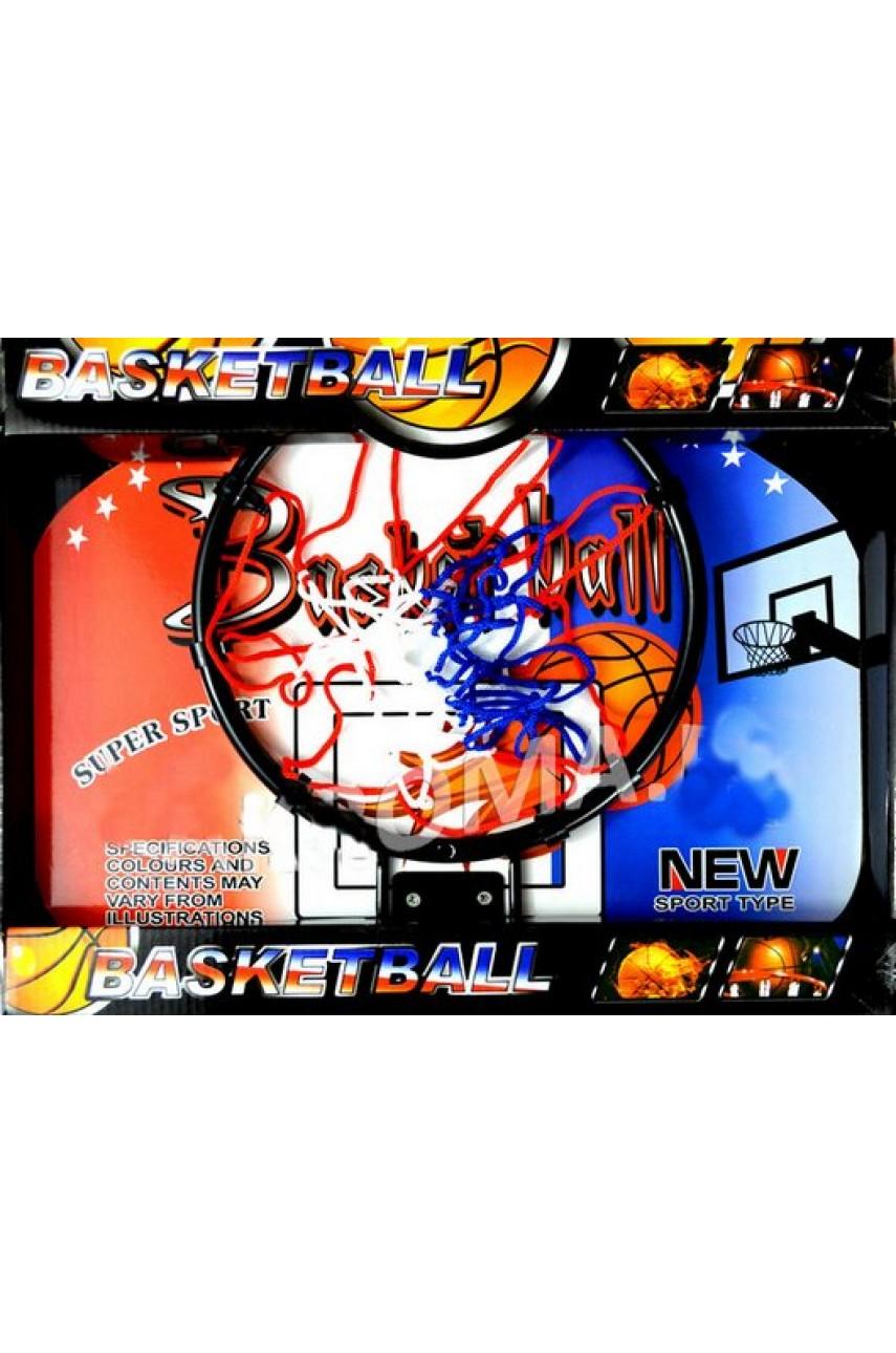Баскетбольное кольцо металлическое арт. 15181