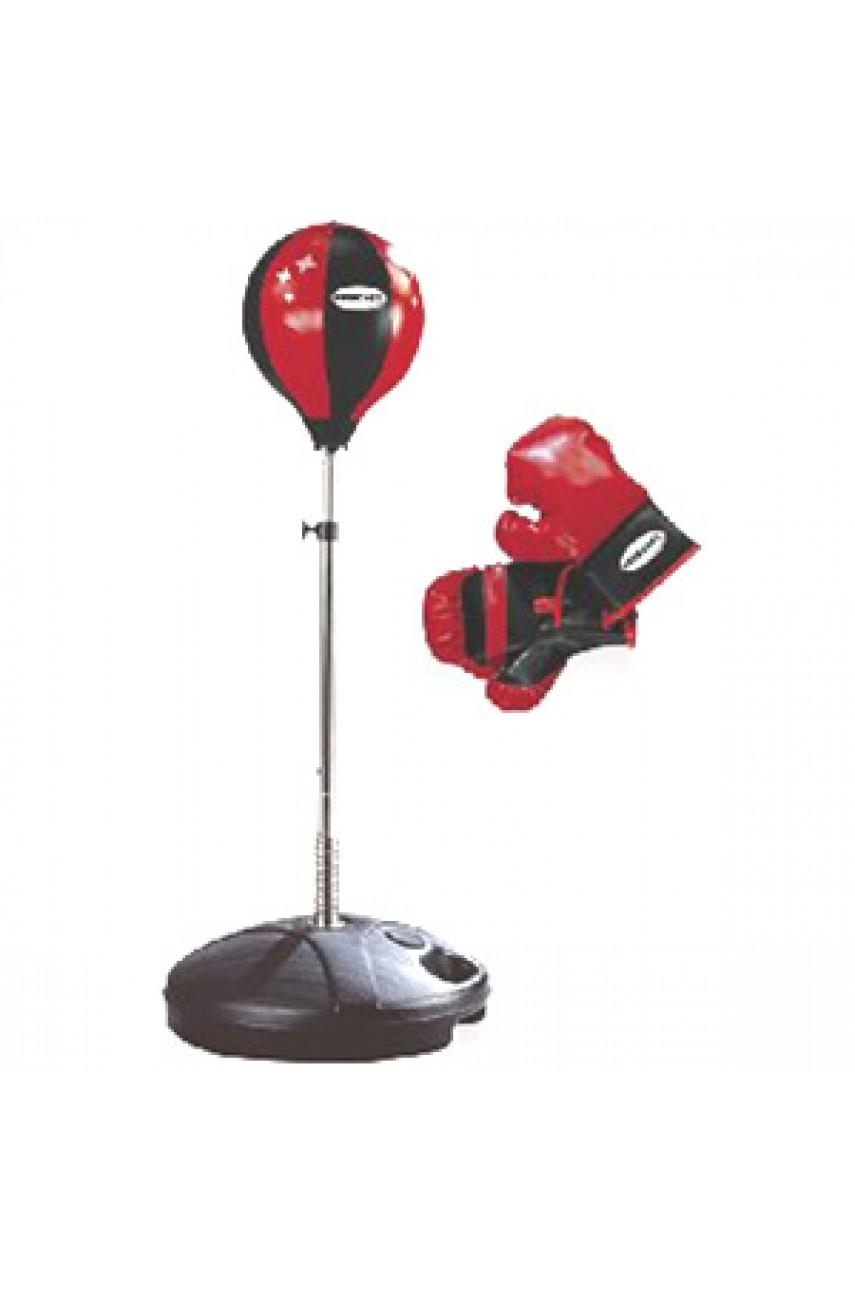 Детский набор для бокса напольный Sport Toys высота 80-110 см арт.143881-1