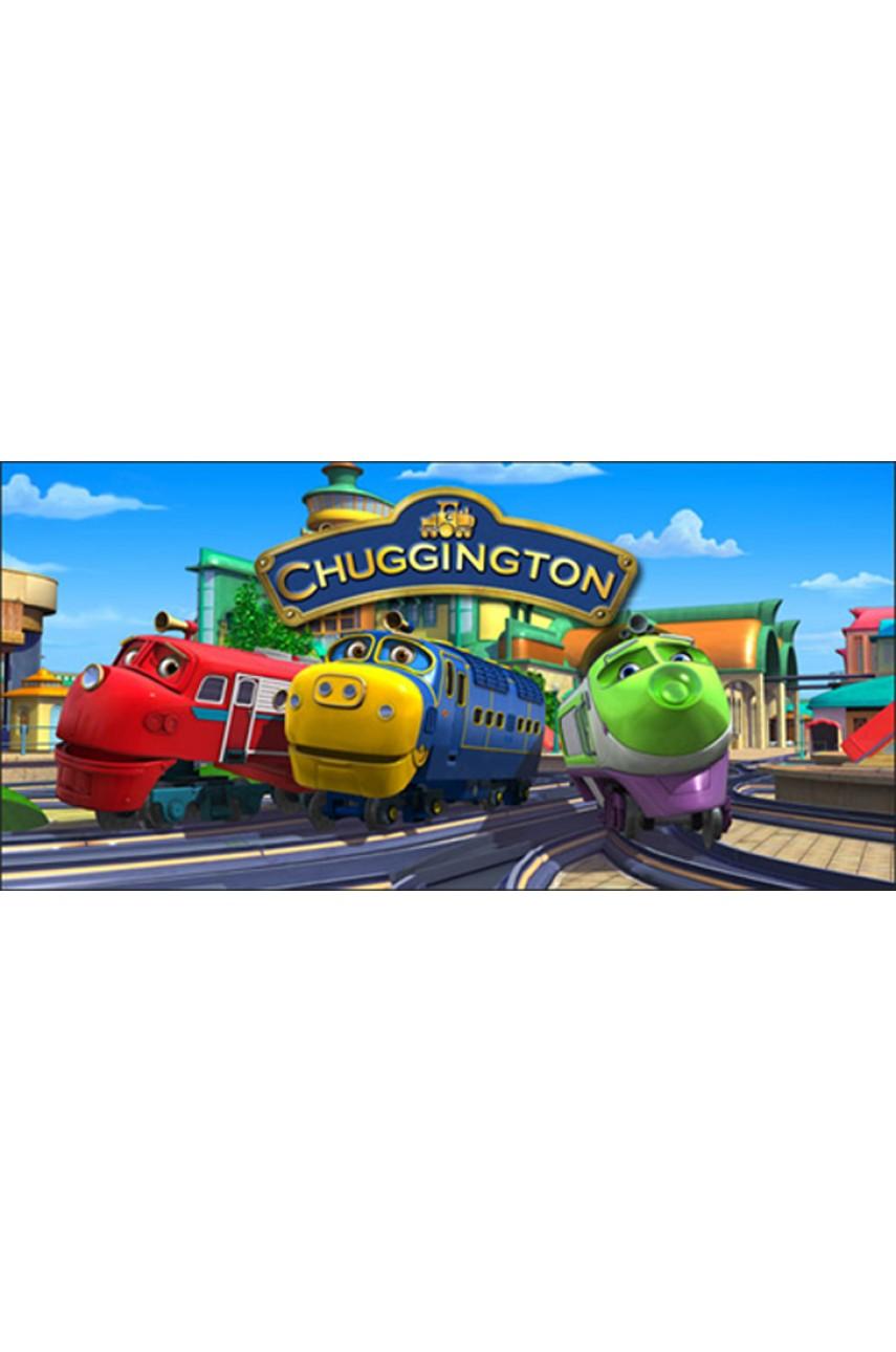 Железная дорога Chuggington 222-16