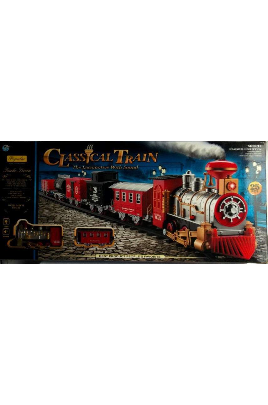 Детская железная дорога Classical Train