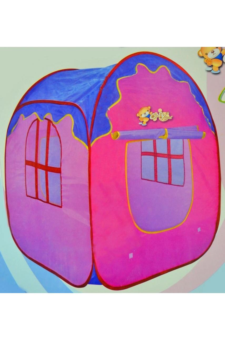 """Детская палатка """"Домик красной шапочки"""" АРТ. 889-74"""