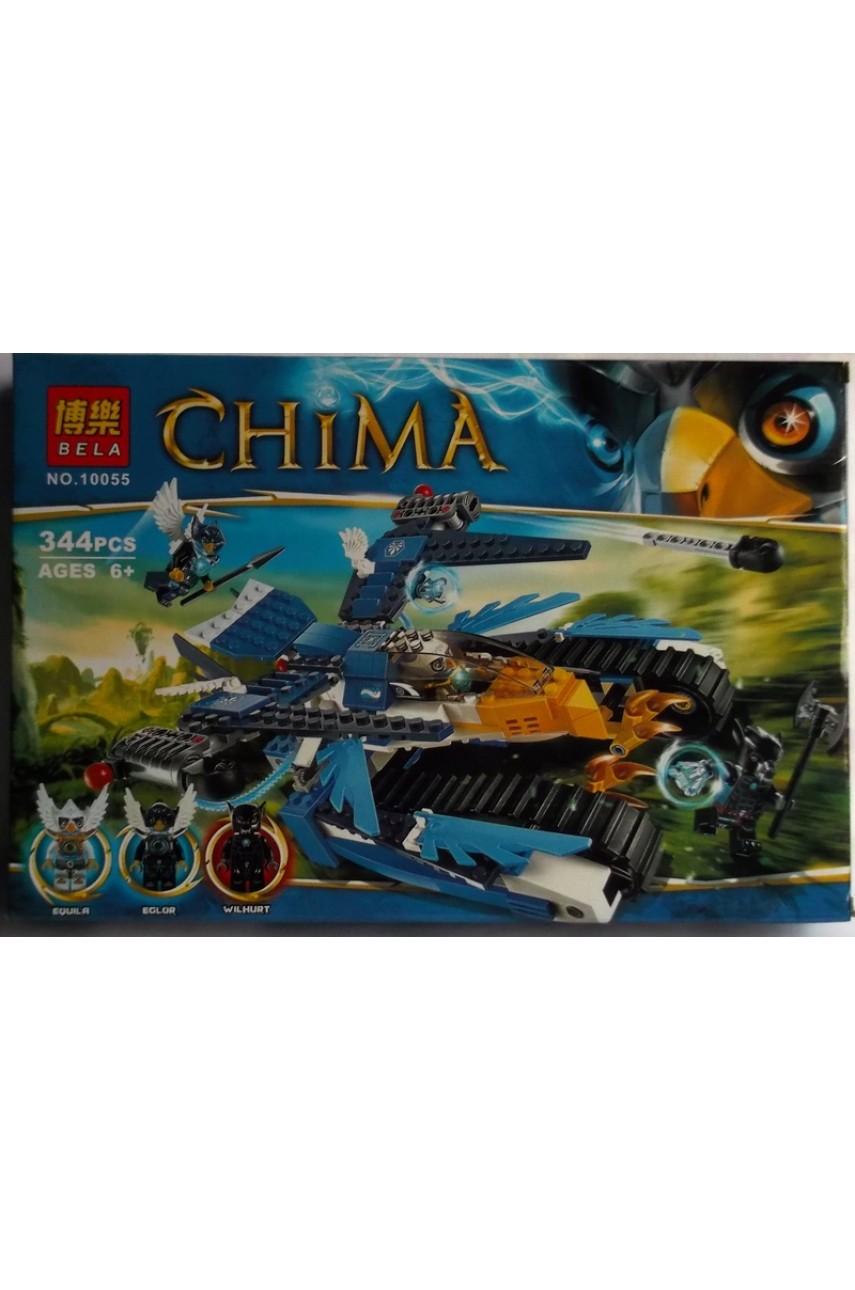 Детский конструктор Chima 10055