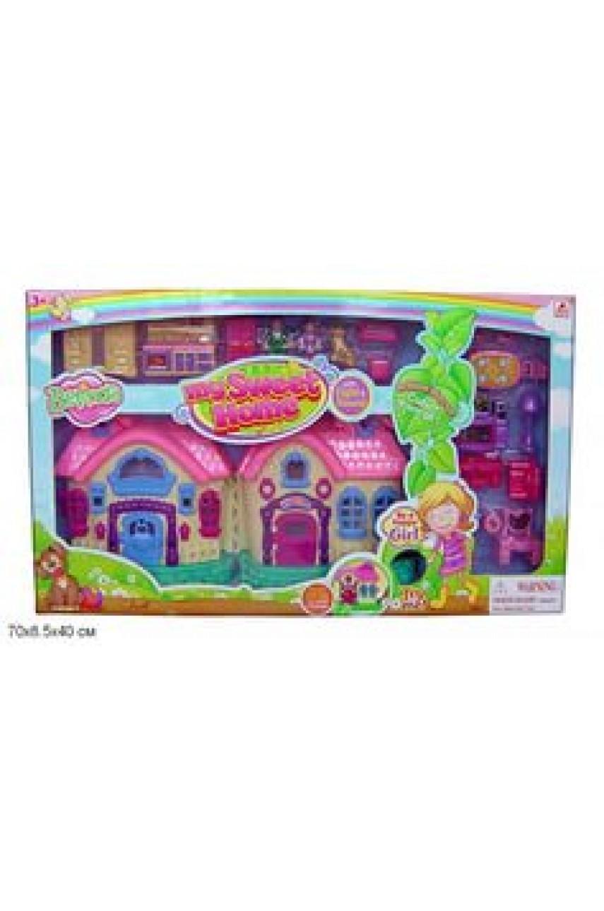 Дом для кукол 16639C