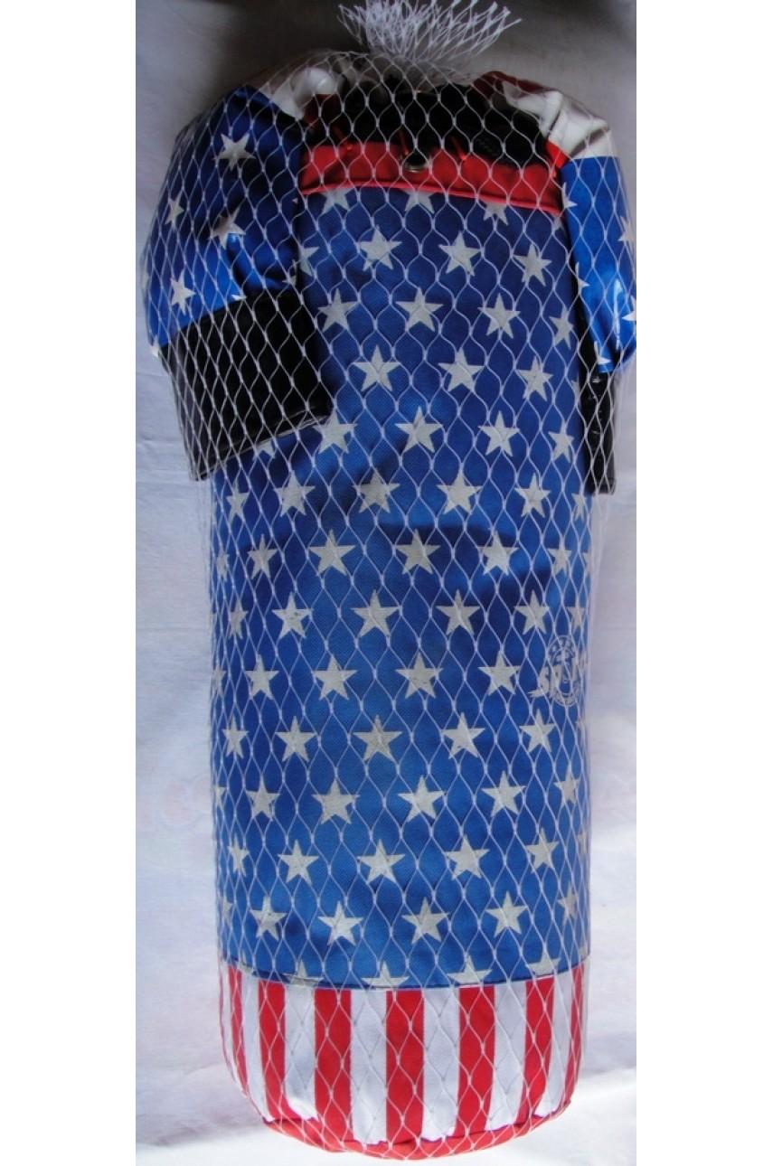 Детская боксерская груша и перчатки высота груши 50 см