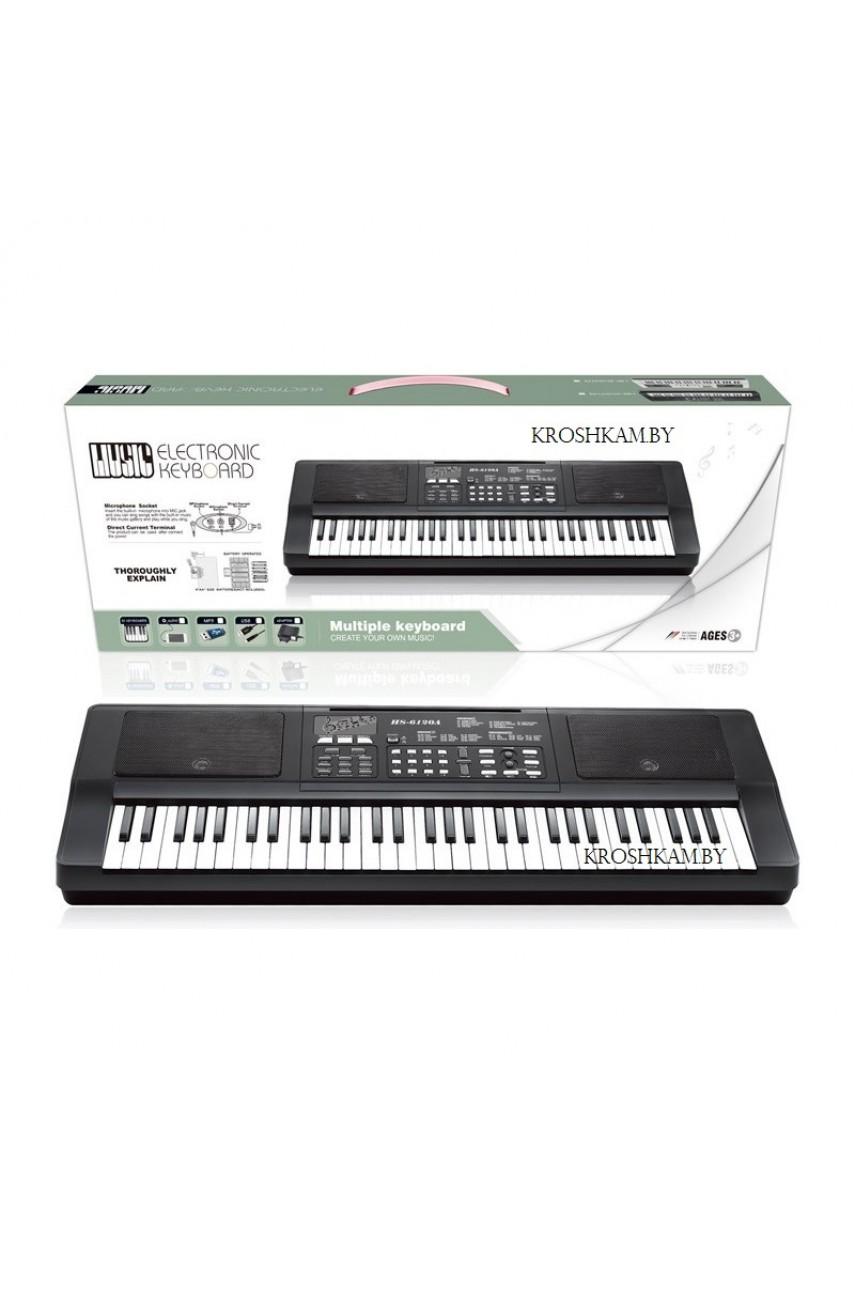 Детский синтезатор пианино HS-6120A