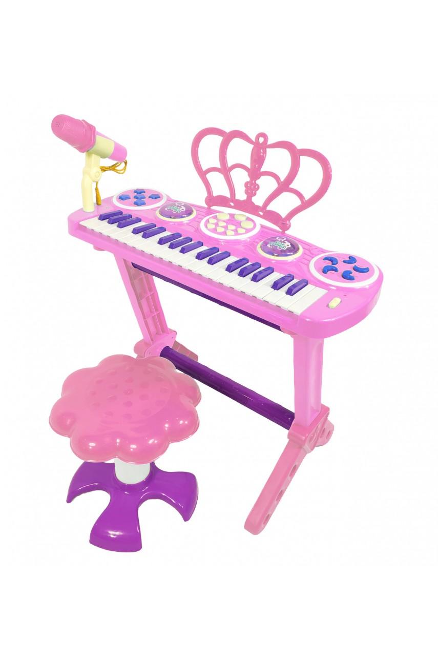 Детское пианино со стульчиком 3708