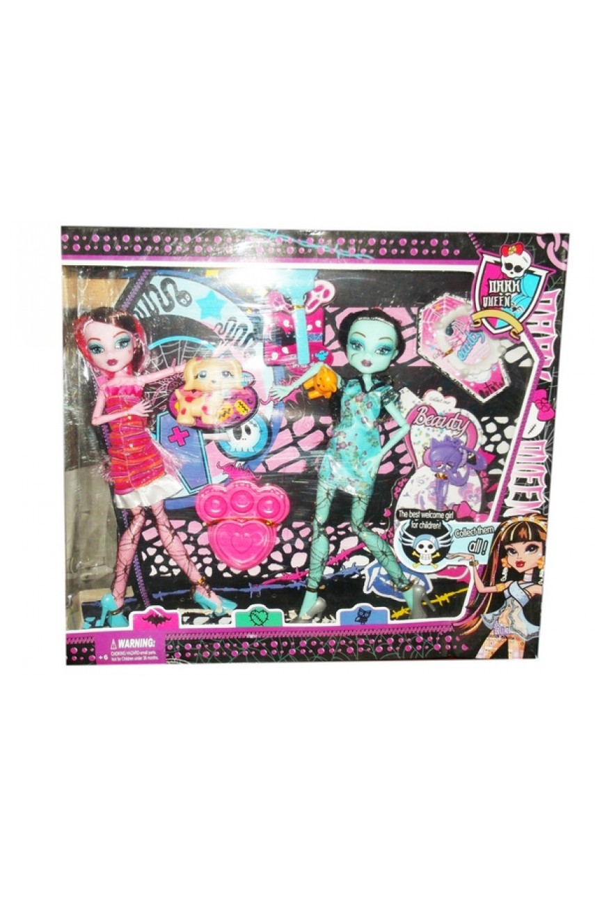 Куклы Monster High - Школа монстров