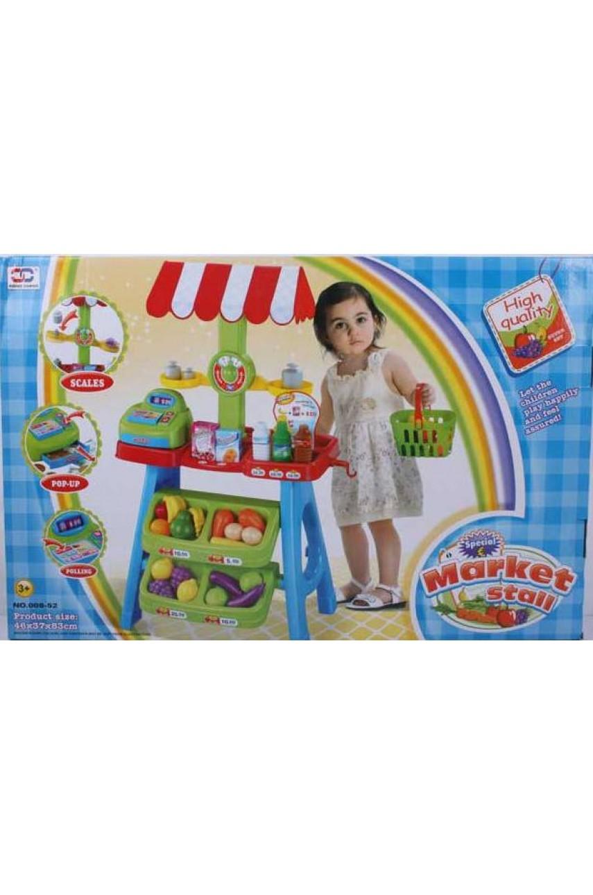 Игровой набор Market stall 008-52