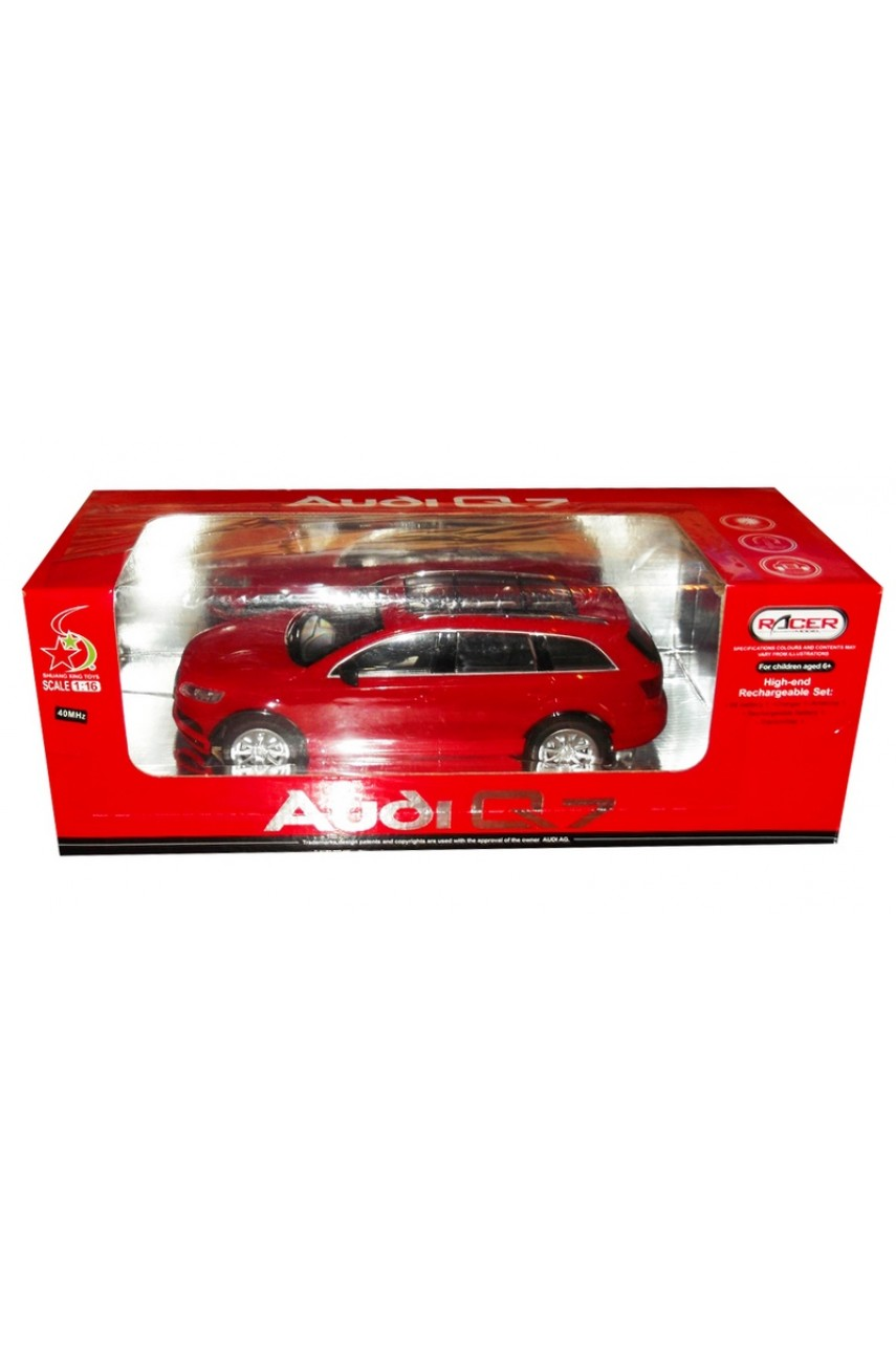 Машина на радиоуправлении Audi Q7