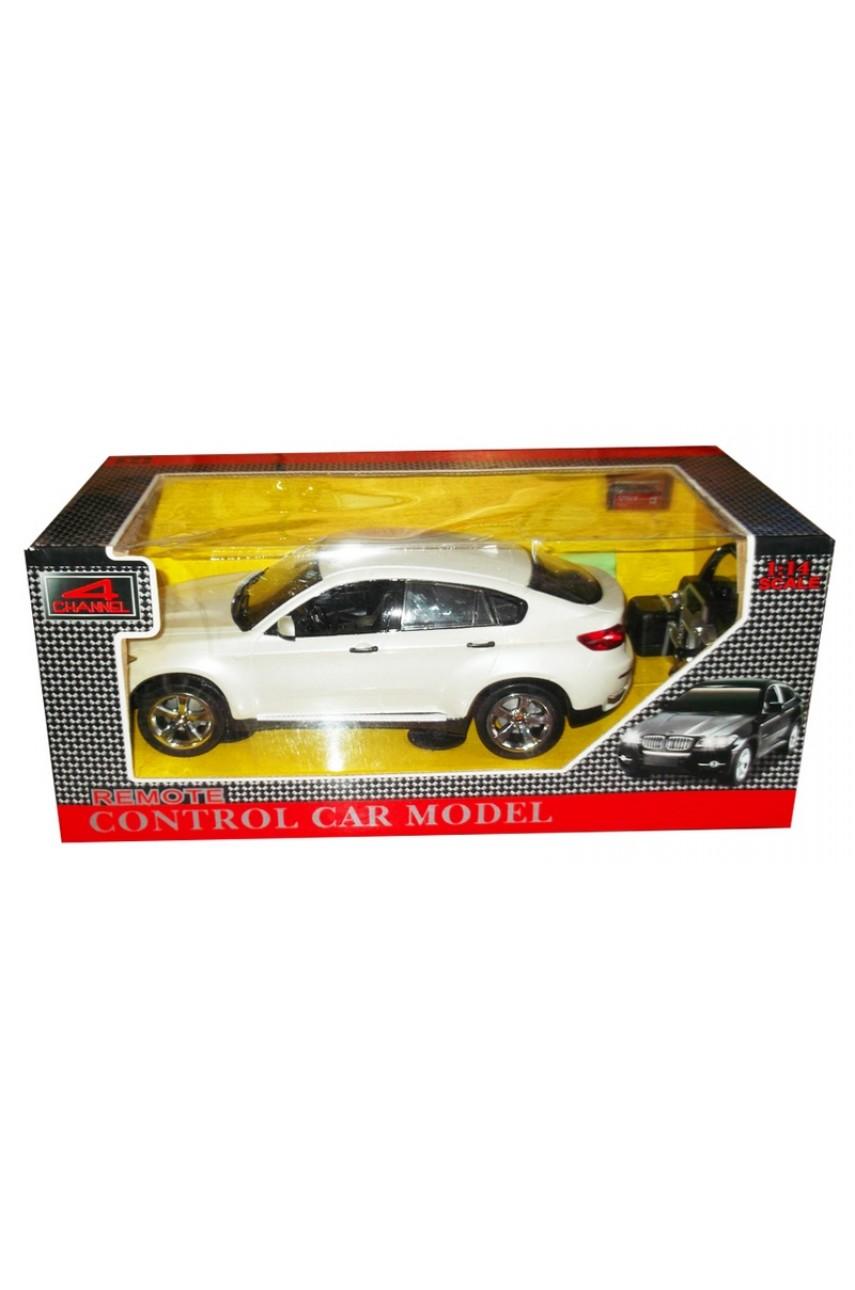 Машина на радиоуправлении BMW X6