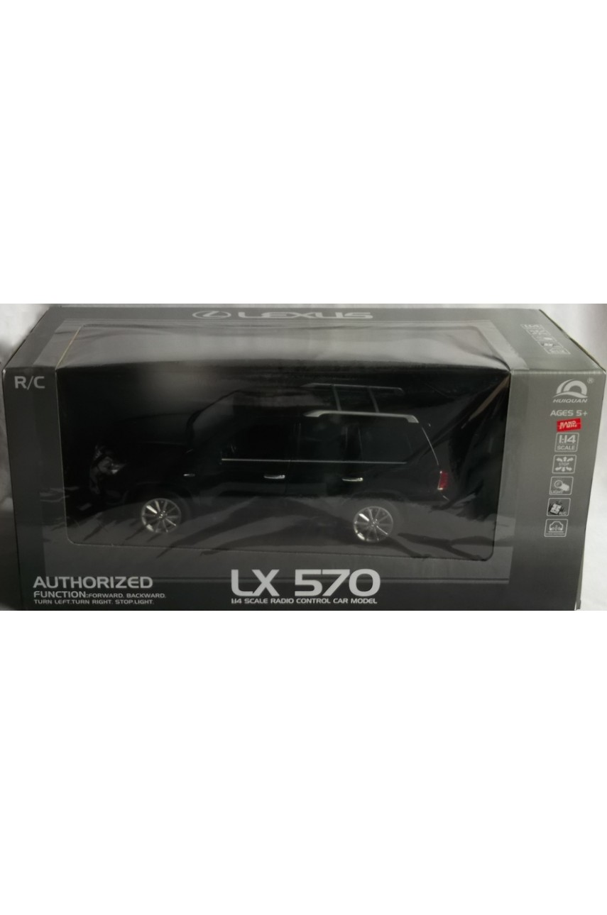 Машина на радиоуправлении Lexus LX 570