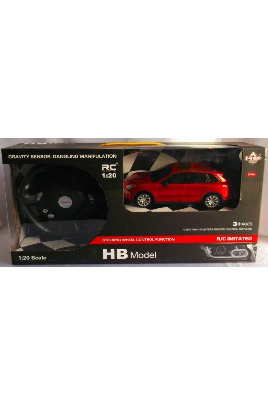 Машина на радиоуправлении с рулем HB666