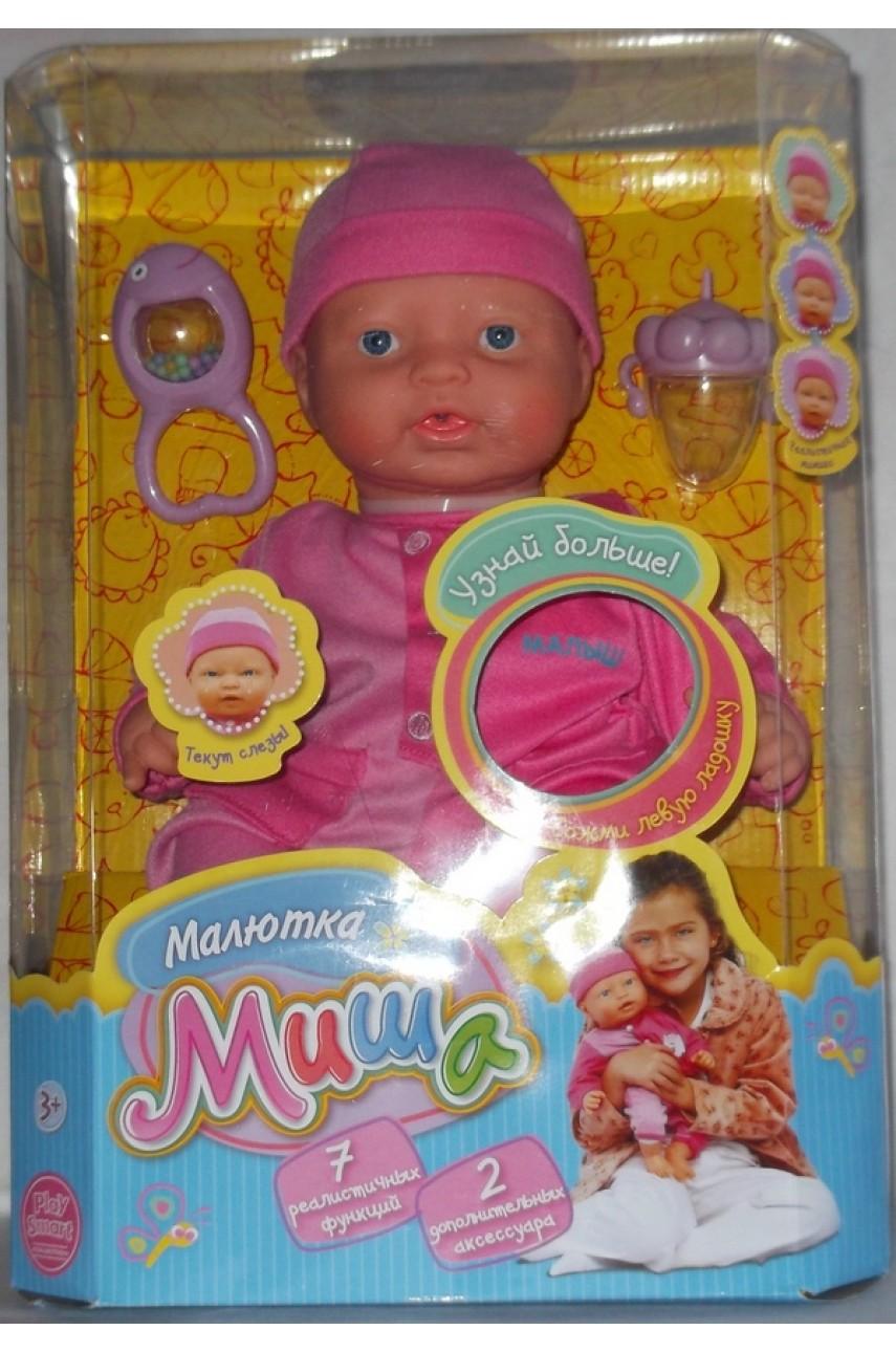 Кукла Миша Play Smart 5243