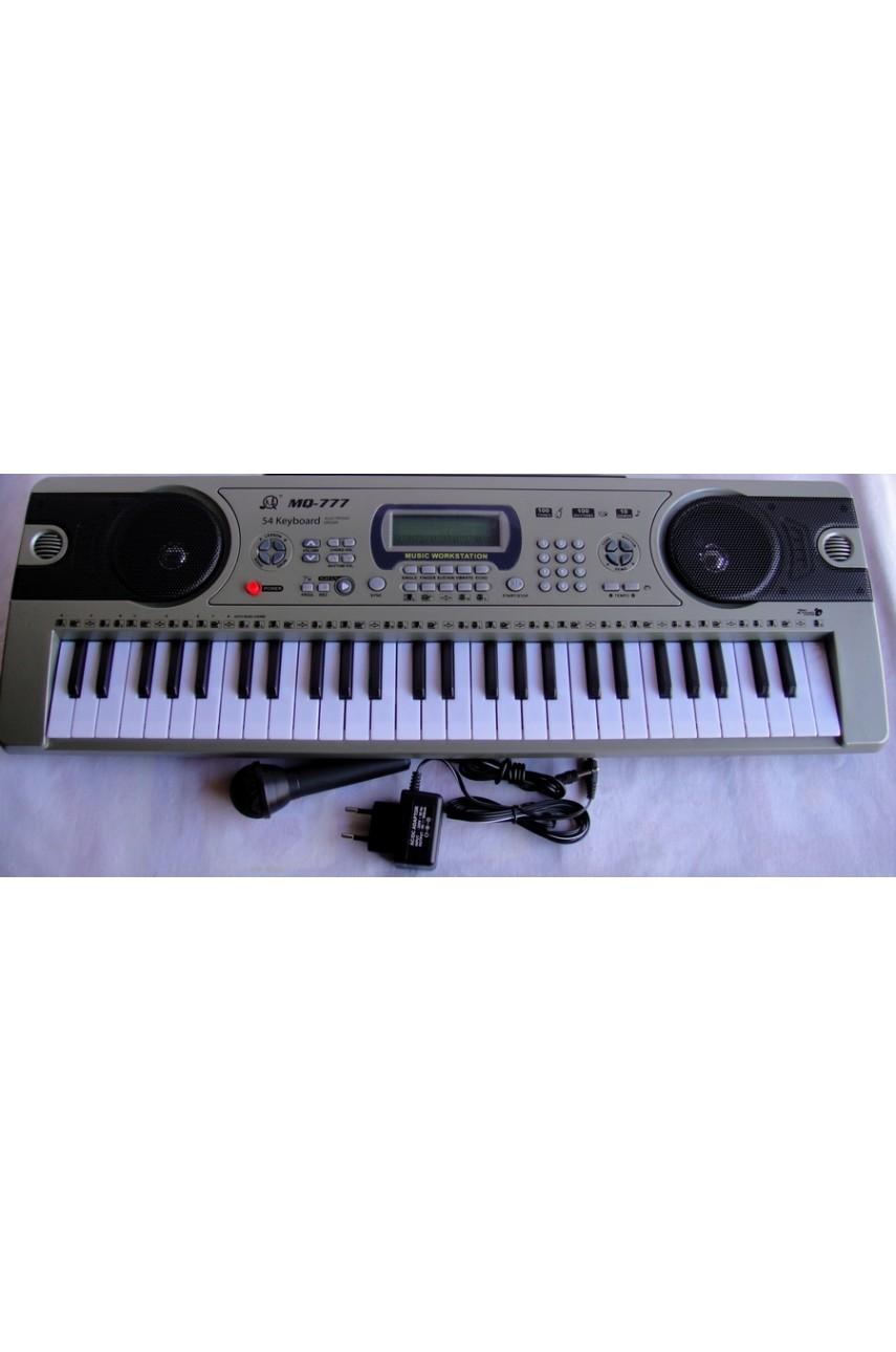 Детский синтезатор пианино MQ-777