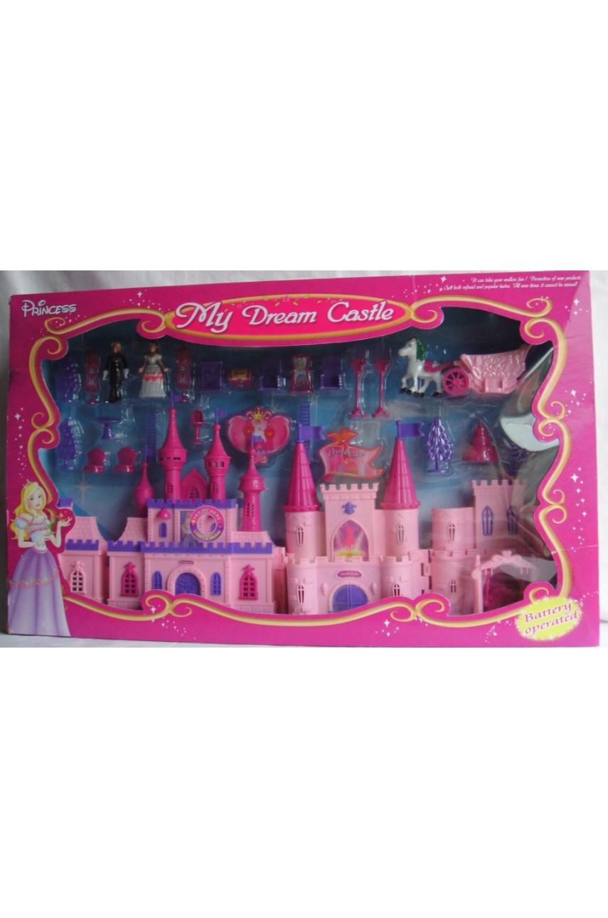 Игрушка Замок для принцессы SQ-2917