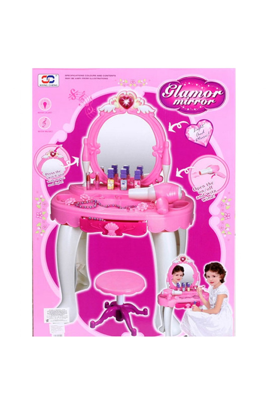 Игровой набор Гламурное зеркало арт.008-25
