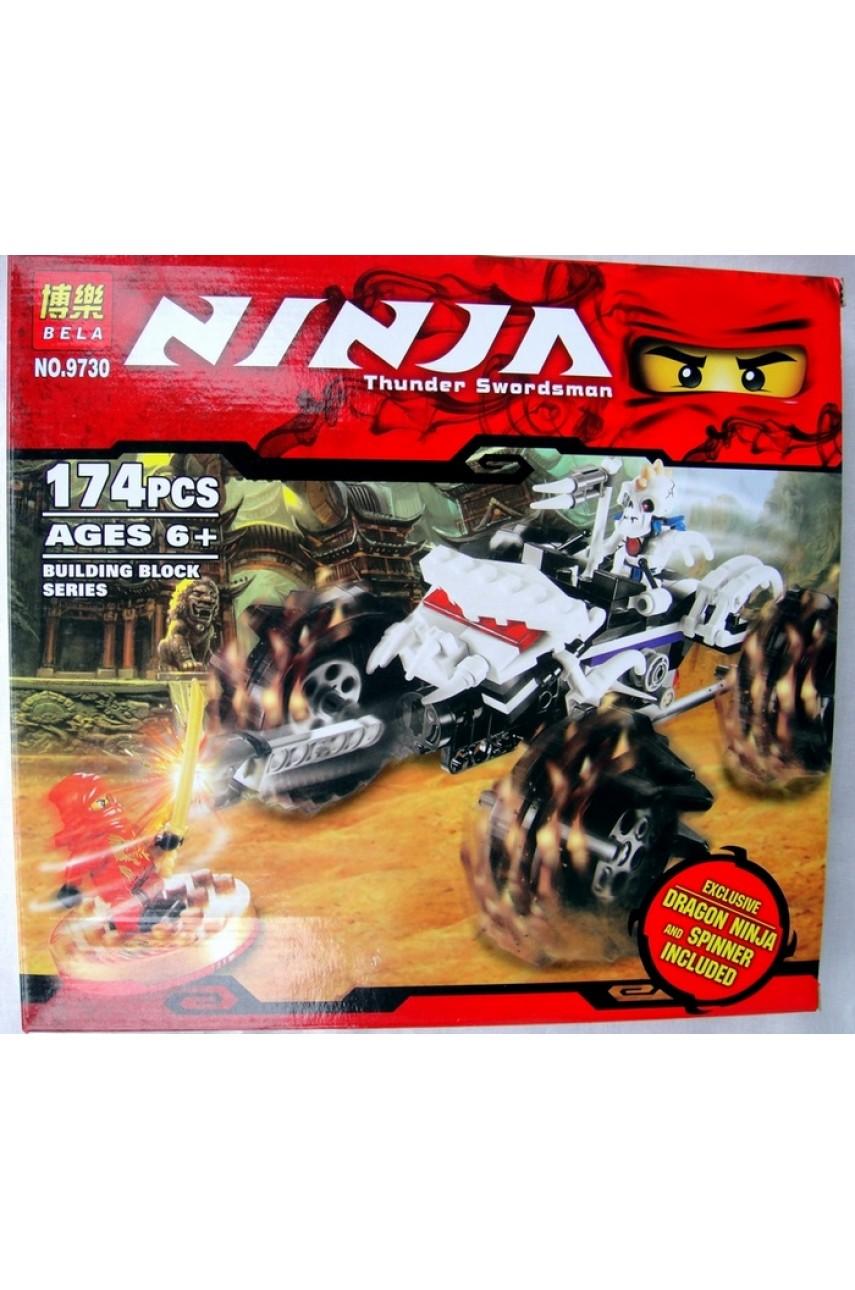 Конструктор Ninja арт.9730