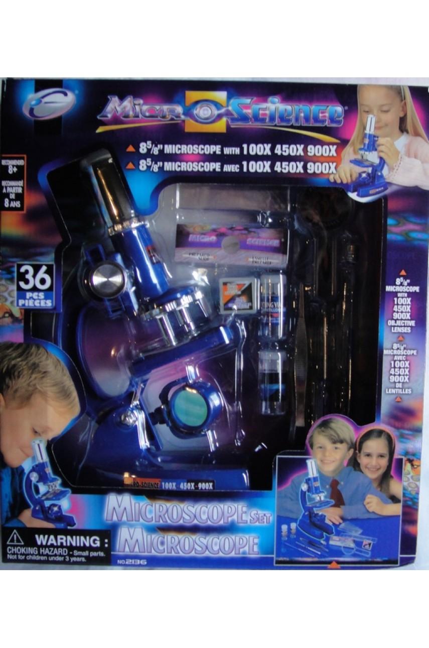 Детский микроскоп арт.2136