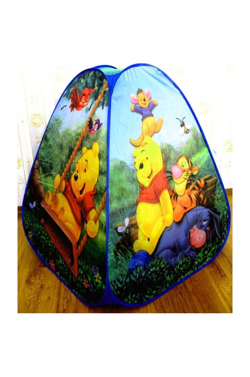Детская палатка игровая Disney, 74х74х97 см