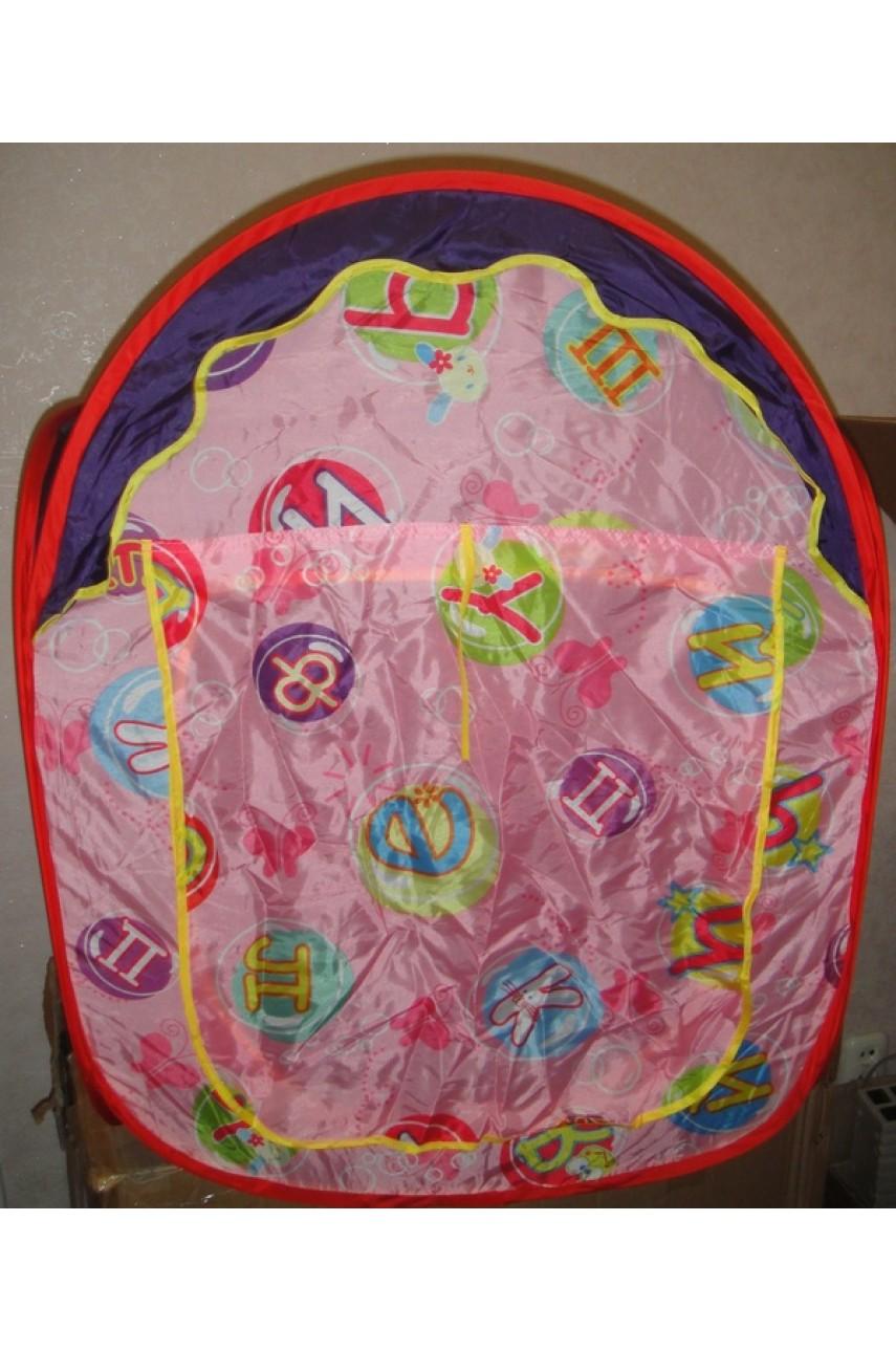 Детская палатка Азбука арт. 889-92B