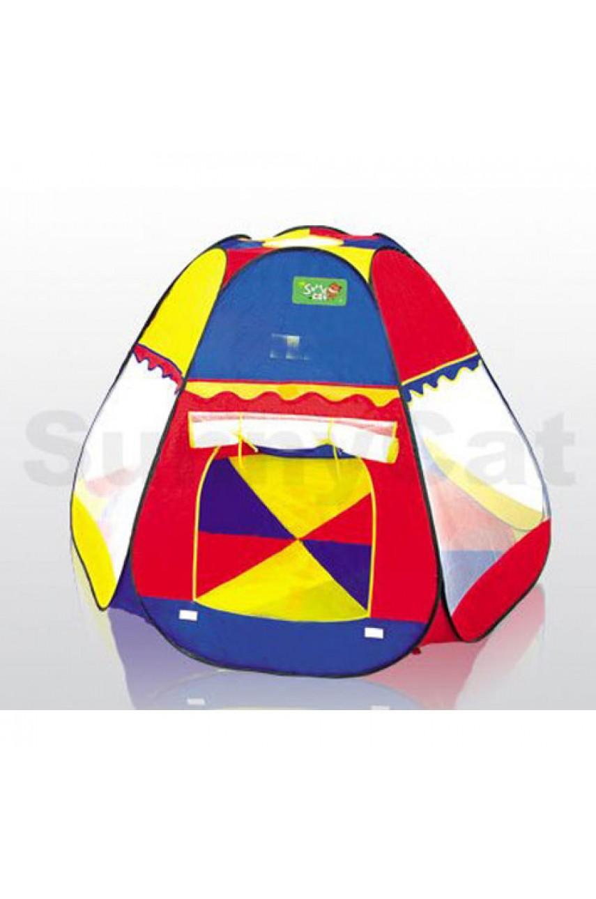 Детская палатка игровая Большой домик 5008М