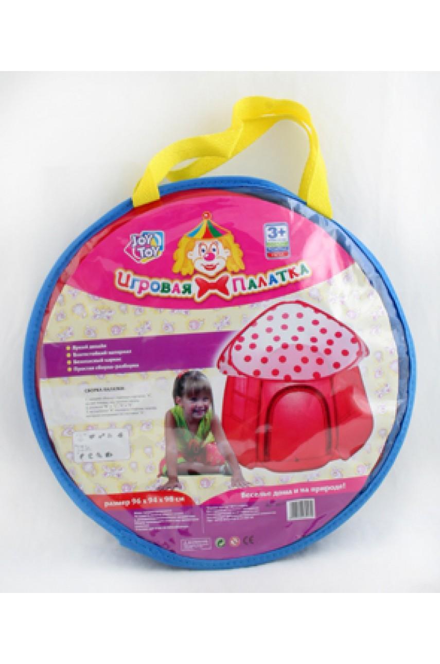 Детская палатка игровая Грибок Joy Toy 3017
