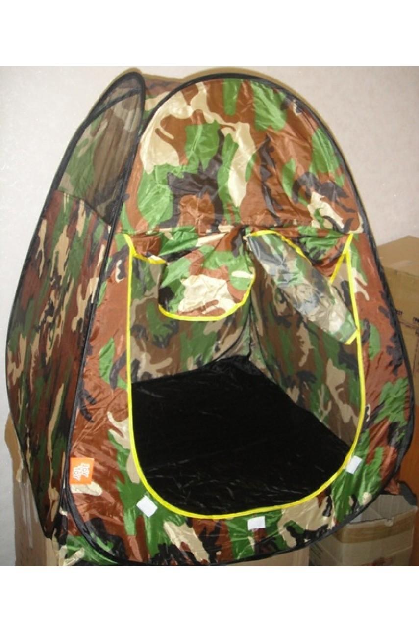 Детская игровая палатка Военная Joy Toy 3018