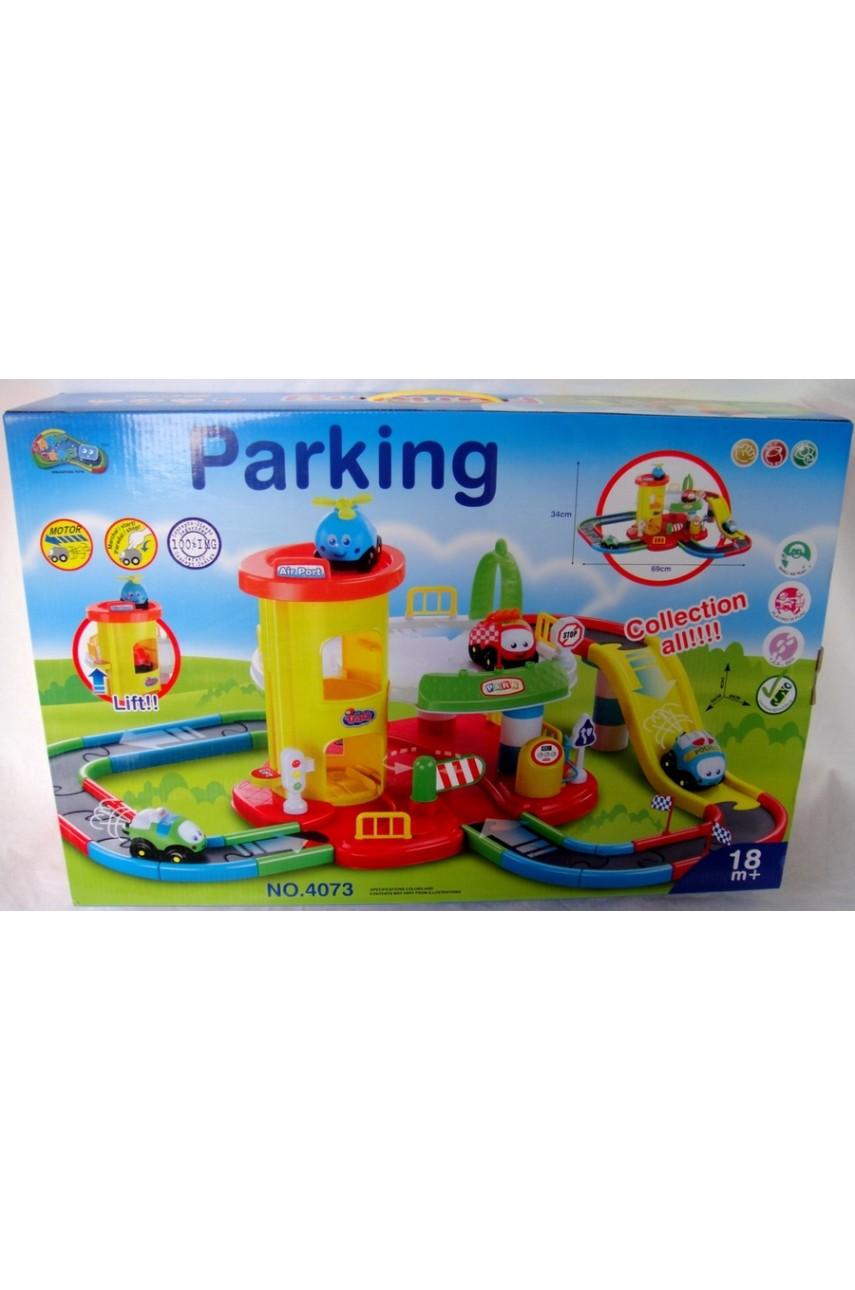 Игровой набор Parking 4073