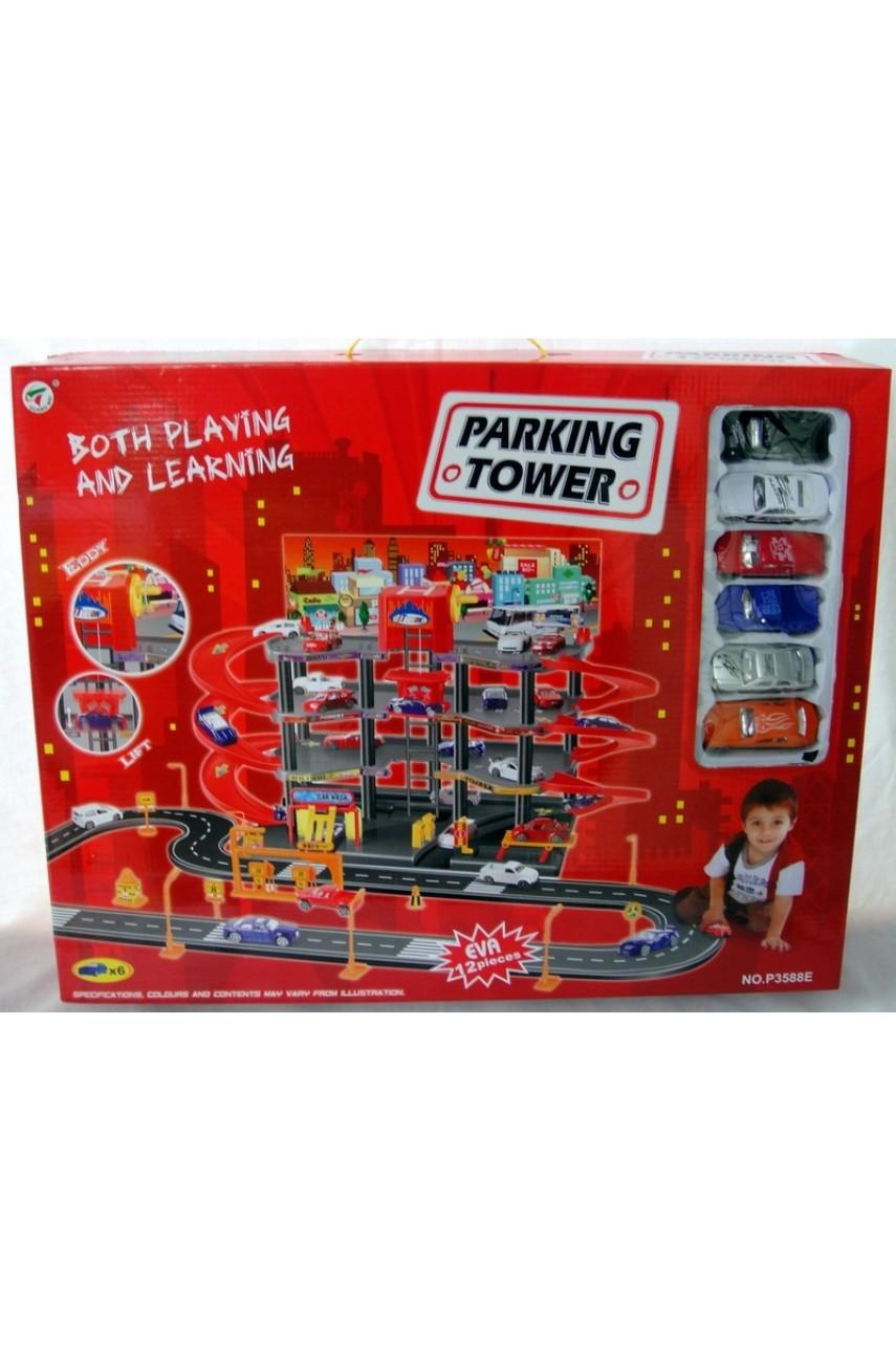 Детская игрушка Parking Tower P3588E