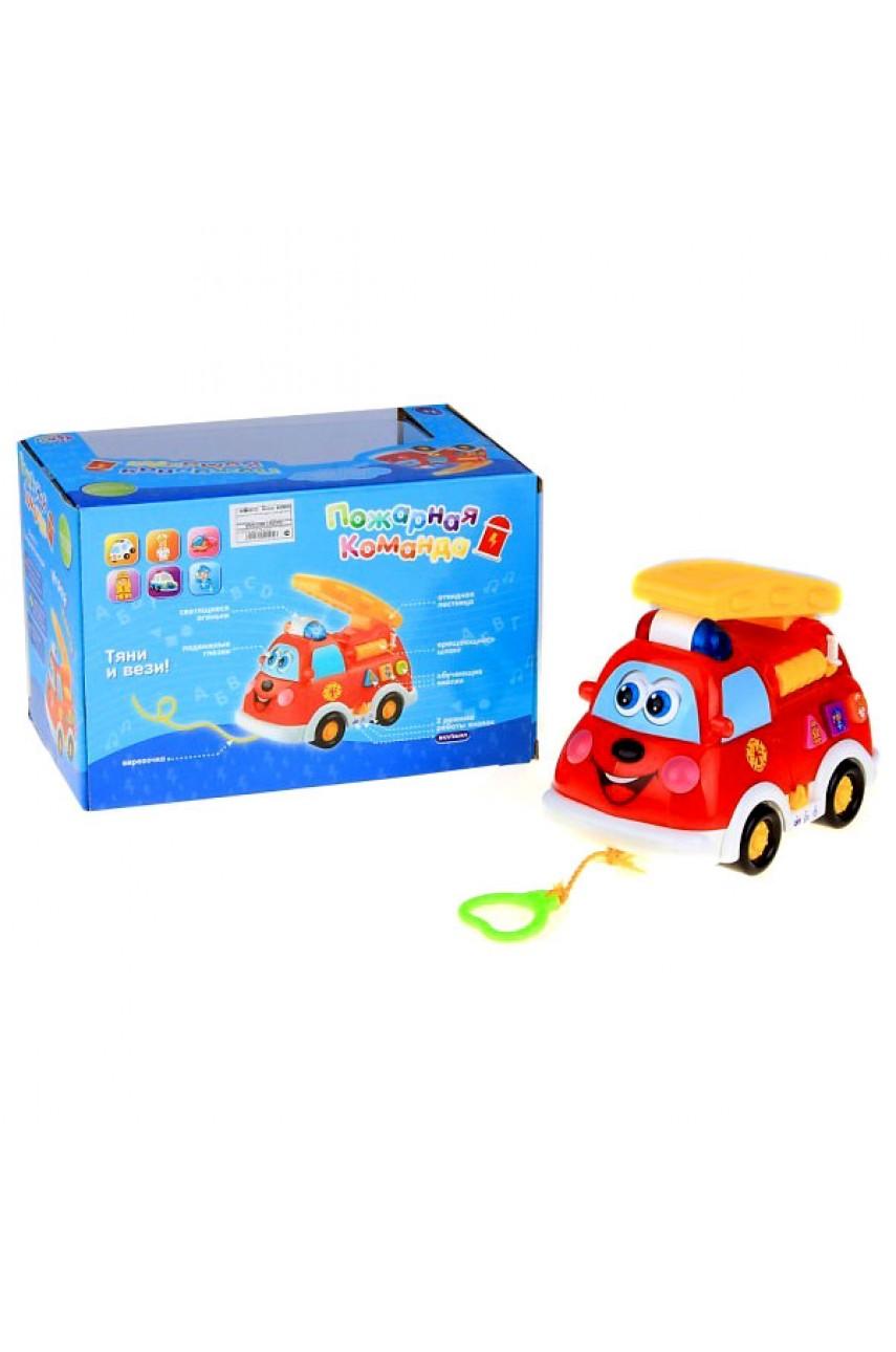 Машинка Пожарная команда Joy Toy