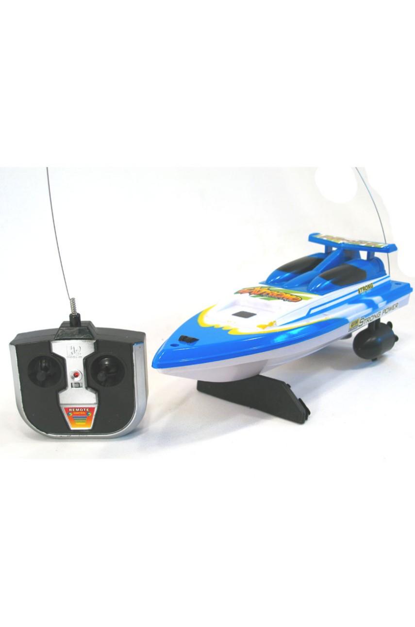 Лодка радиоуправляемая Speed Boat, катер радиоуправляемый