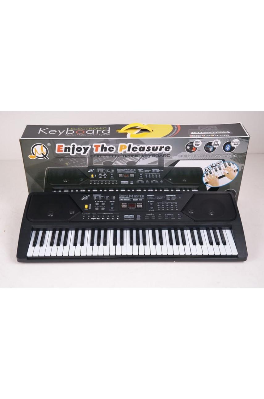 Детский синтезатор MQ-600-UF